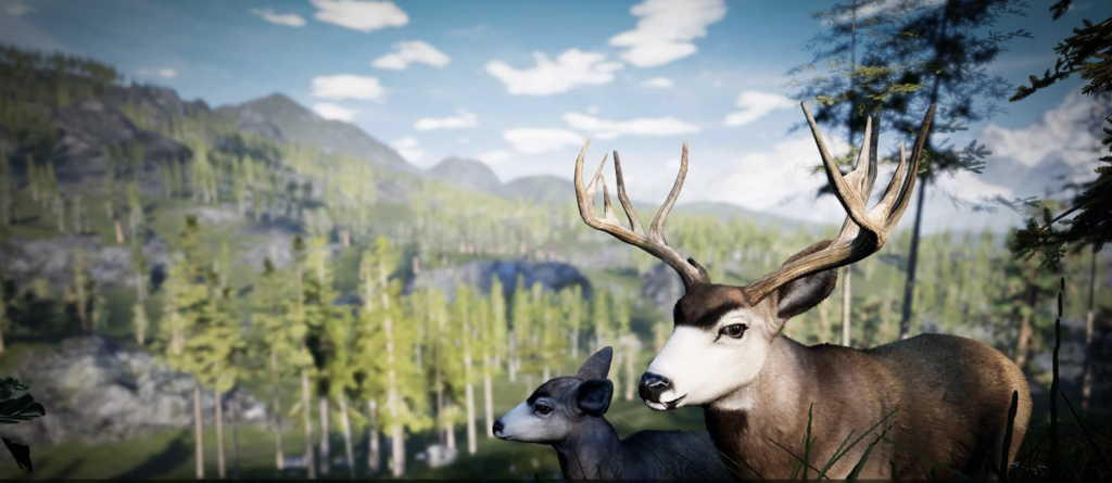 Deaf Game Review – Hunting Simulator