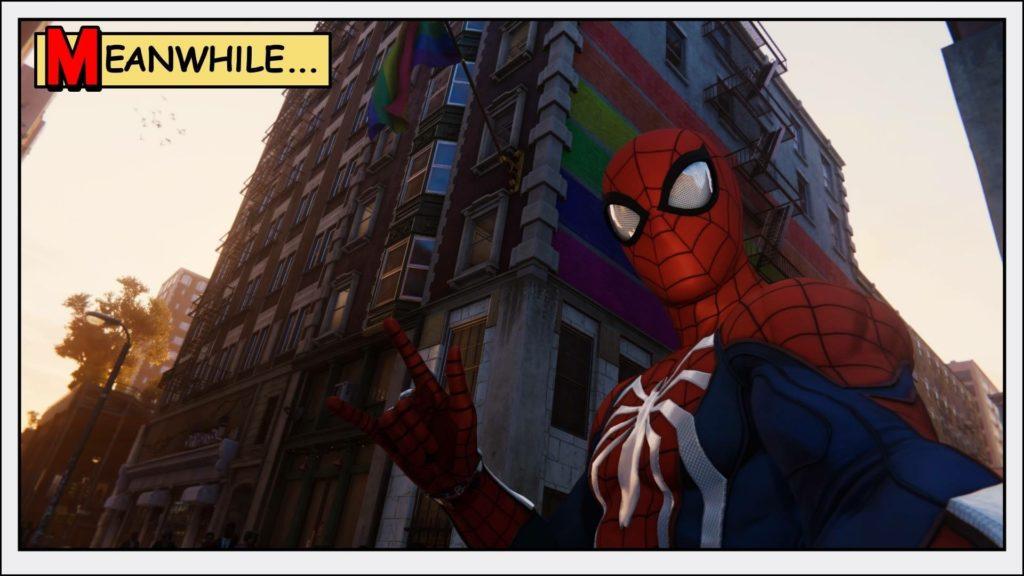 Deaf Game Review – Spider-Man