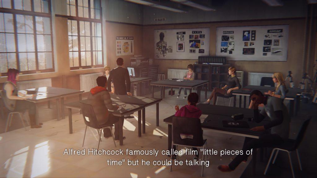 Deaf Game Review – Life is Strange