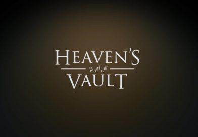 Heaven's Vault title screen