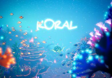 Koral title screen