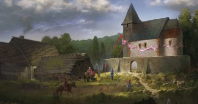 Kingdom Come Deliverance title screen