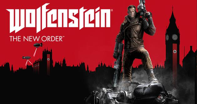 Mobility Game Review – Wolfenstein: The New Order