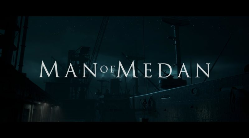 Man of Medan title screen