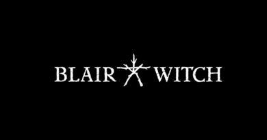 Blair Witch title screen