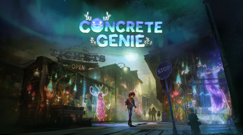 Deaf and Mobility Game Review – Concrete Genie