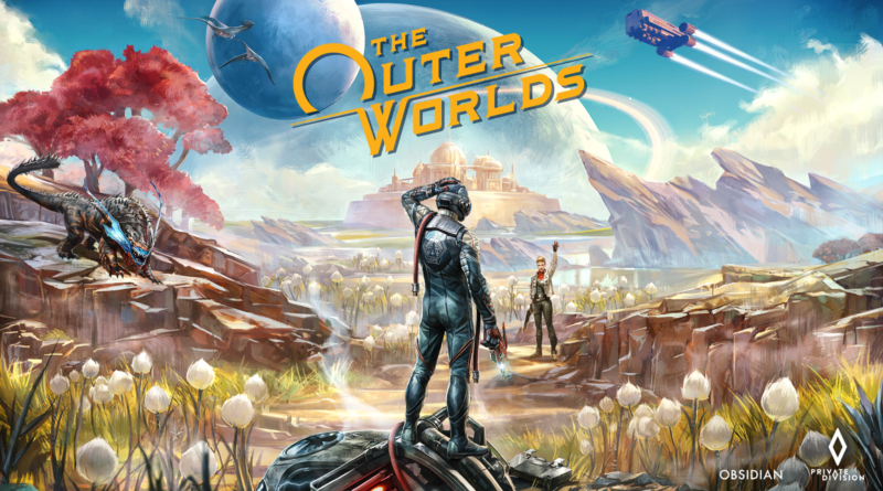 Deaf Game Review – The Outer Worlds