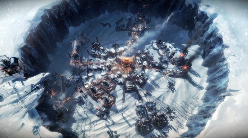 Deaf Game Review – Frostpunk
