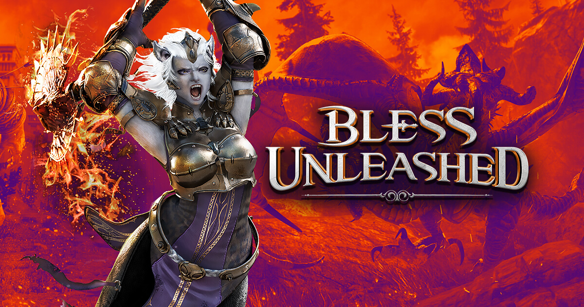 Deaf Game Review – Bless Unleashed