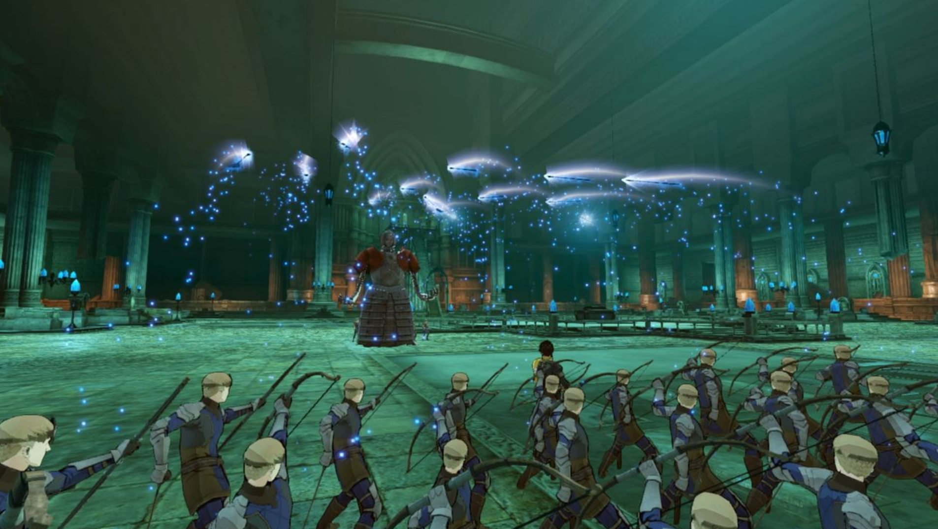 Accessibility Review – Fire Emblem: Three Houses