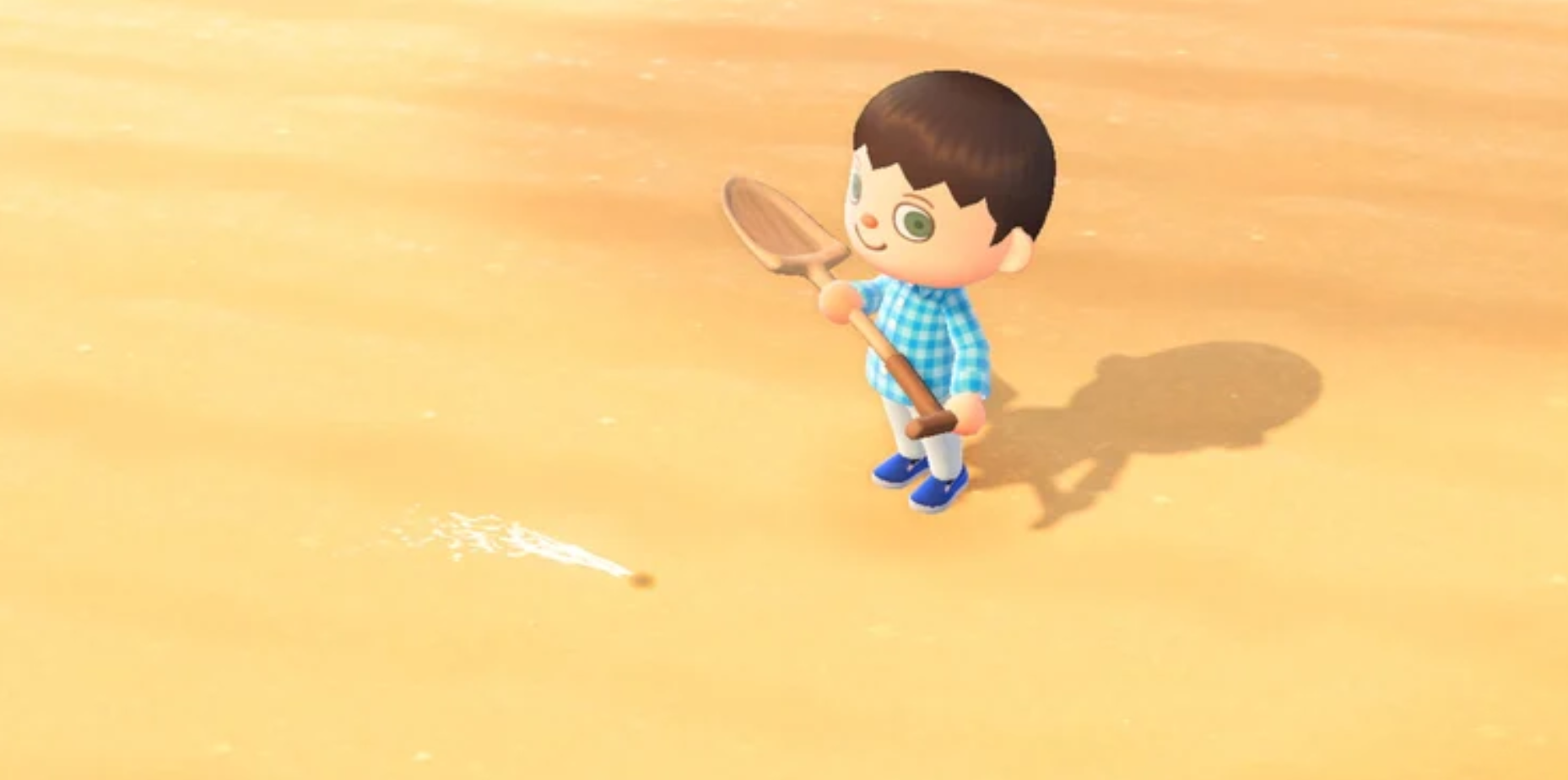 Blind/Low-Vision Review – Animal Crossing: New Horizons