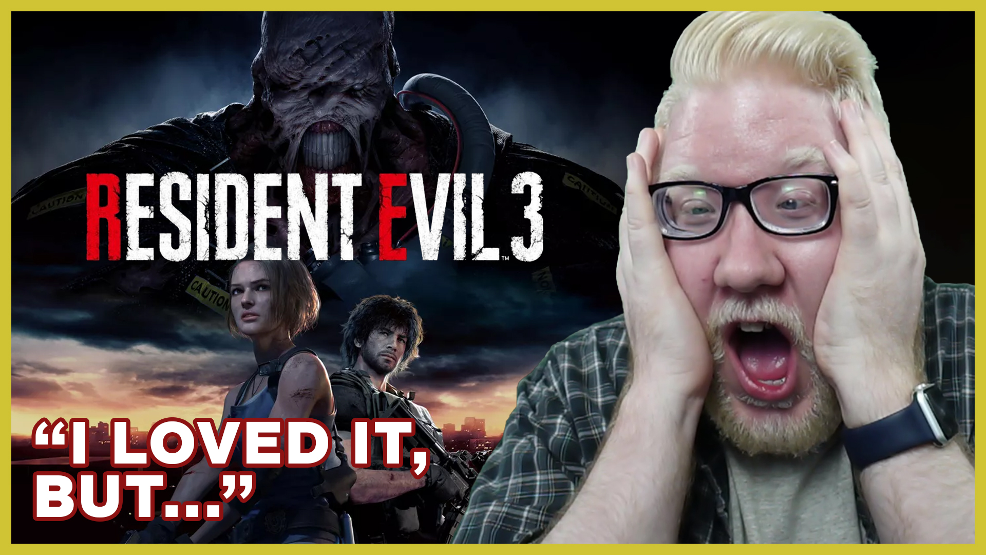Resident Evil 3 – Settings & Accessibility First Impressions