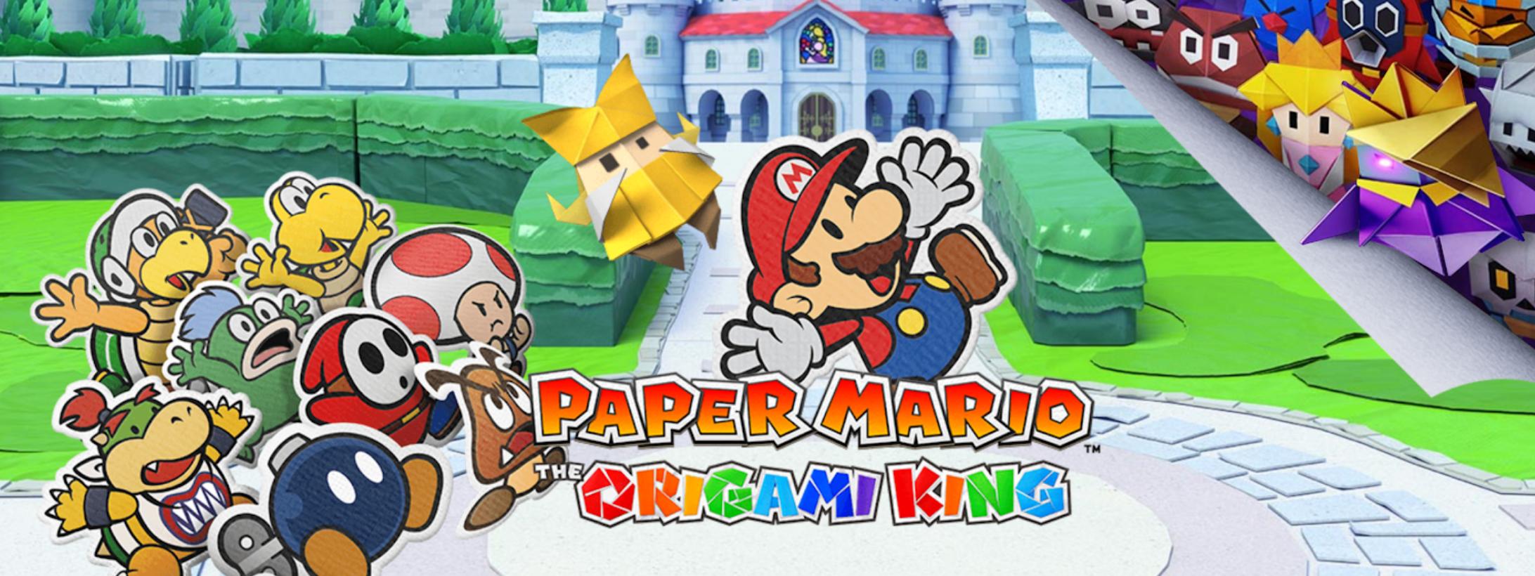 Universal Design and Paper Mario