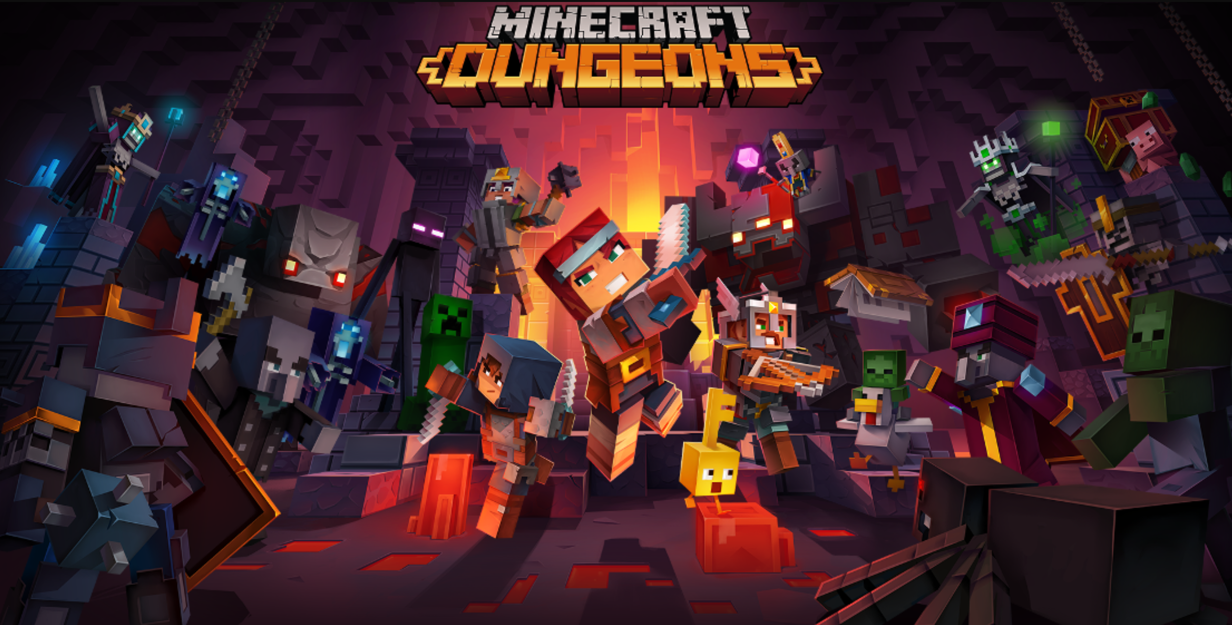 Minecraft Dungeons – Mobility Review