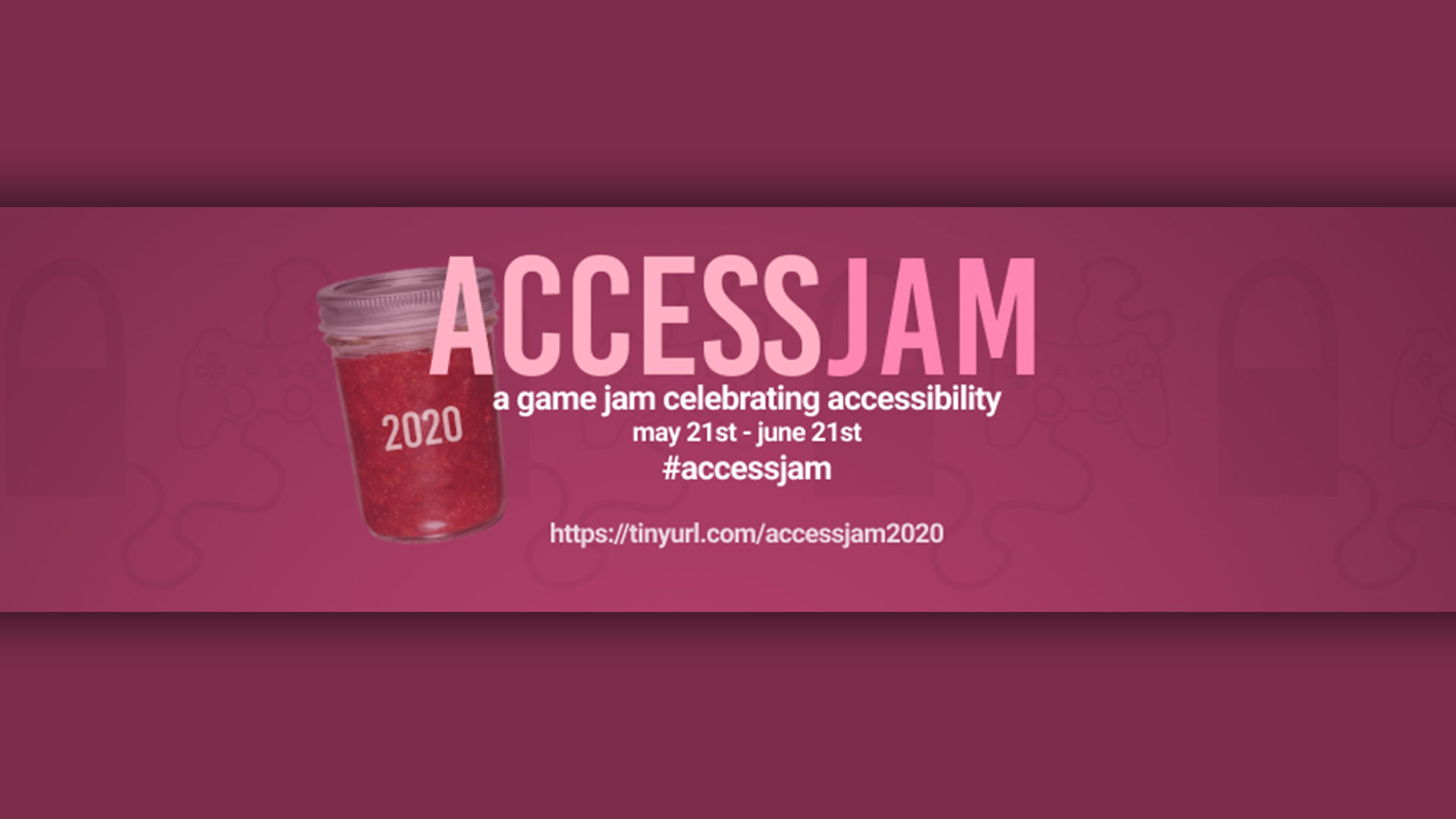 AccessJam 2020 Announced to Support Global Accessibility Awareness Day
