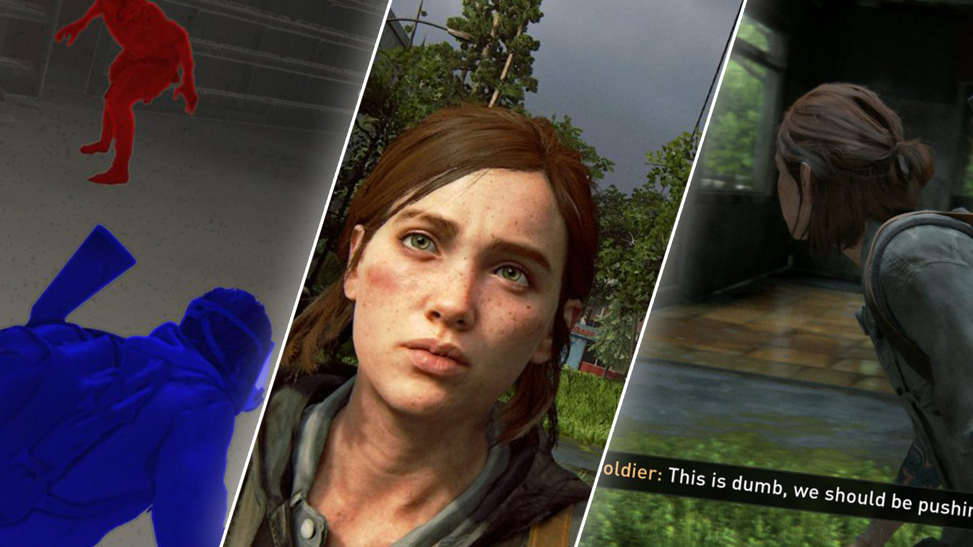 The Last of Us Part II Accessibility Consultants — Advancing The Industry