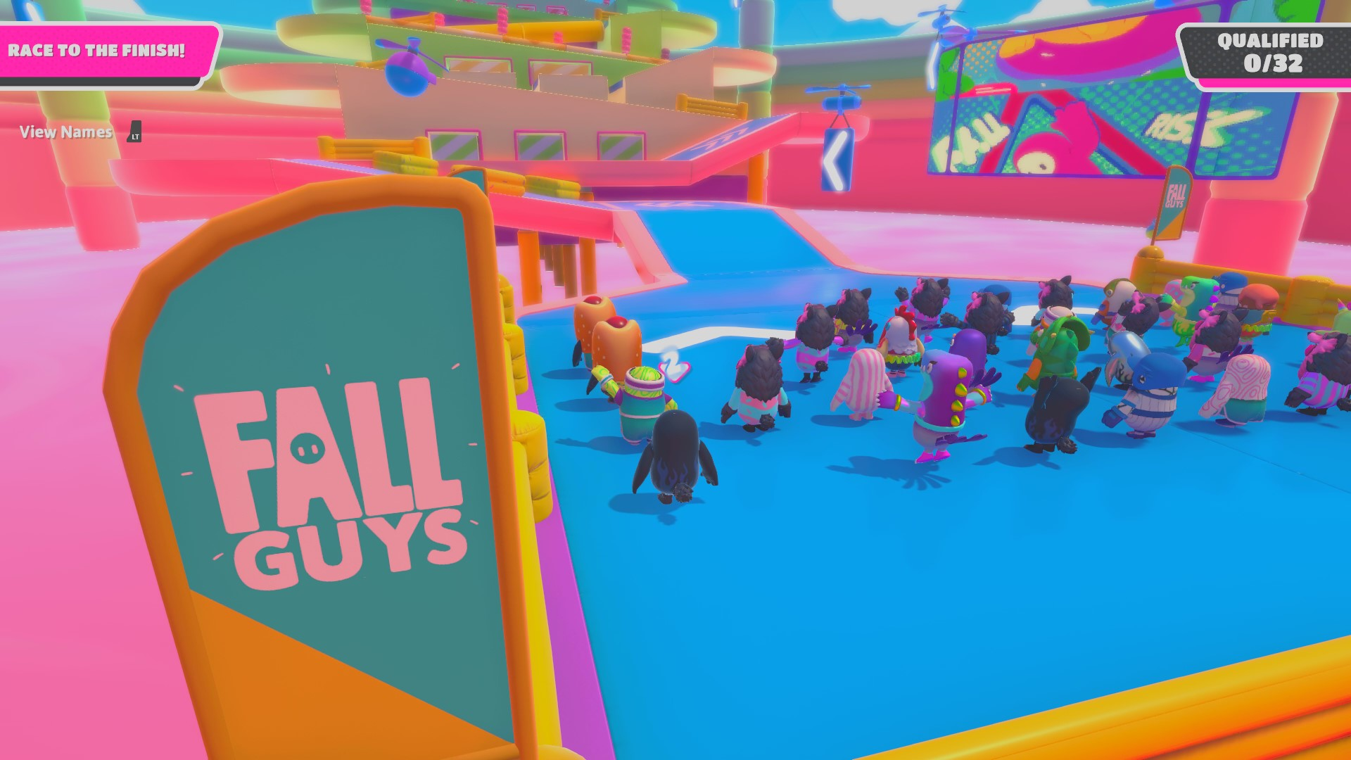 Fall Guys Raises Money For SpecialEffect Charity Through Bidding War
