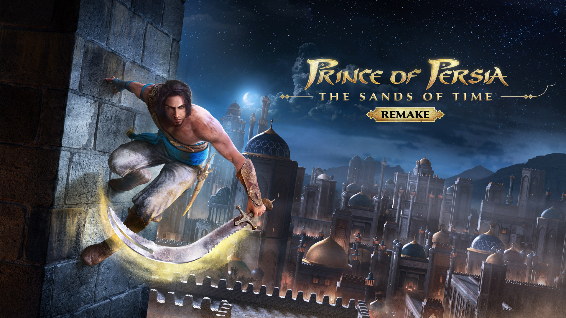 """Prince of Persia: The Sands of Time Remake Will Have """"a Lot of Settings"""""""