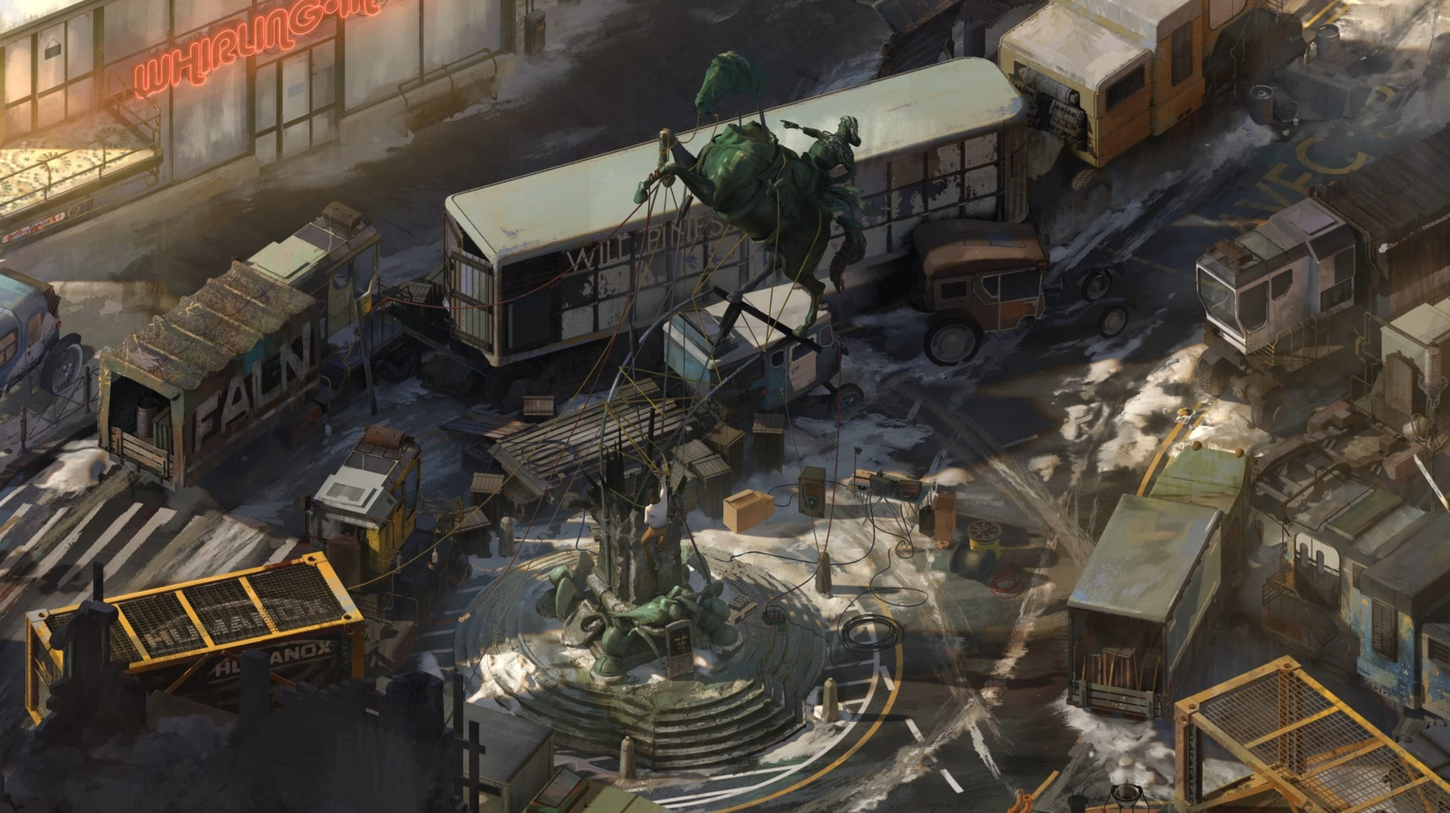 Disco Elysium: The Final Cut – Can I Play That Accessibility Review