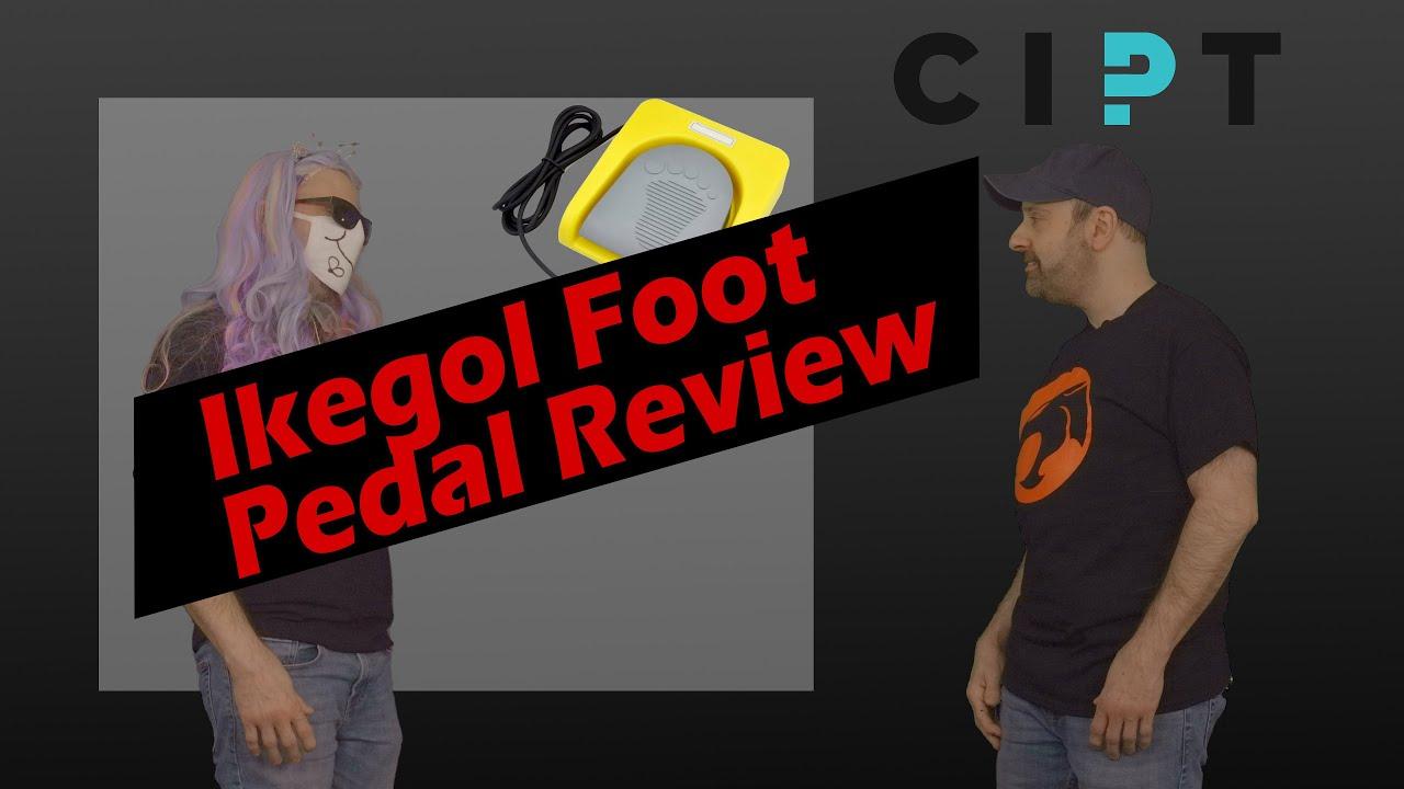 iKKEGOL USB Foot Pedal — Accessibility Impressions