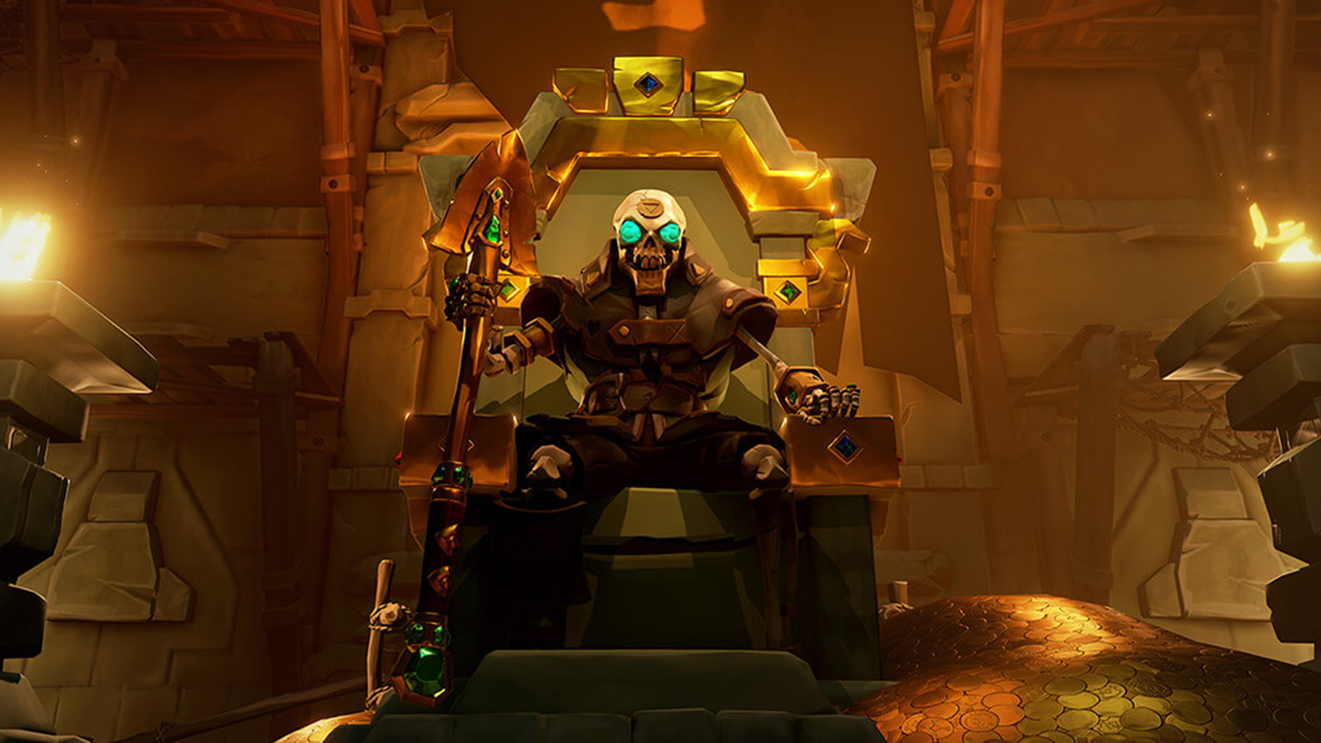 Sea of Thieves players can now report accessibility bugs in Support Requests